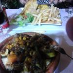 Couscous 3 viande