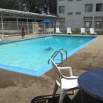 shabby pool