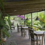 restaurante area externa