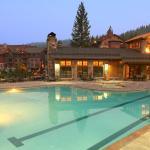 Swimming pool at The Village Swim & Fitness Center