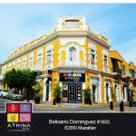 Beautiful historic Casona in Downtown Mazatlan