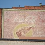 Old wall sign