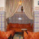 Morocan salon