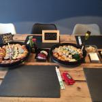 Sushi to go, om te genieten!