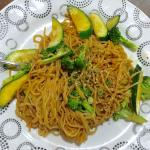 Fried Buckwheat Noodles