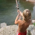 Cotter Rope Swing