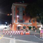 Calçadão em Frente ao Hotel da Barra e ao Museu
