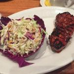Wood Ranch Tri-Tip and Cole Slaw
