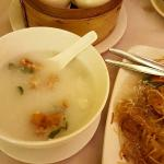 Congee, sweet steamed buns & noodles