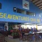 Foto de Seaventures Dive Resort