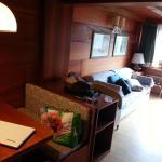 Mirage Hotel Cortina Foto
