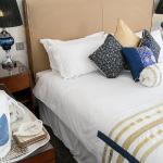 The excellent Langham Suite
