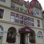 Hotel Terrasse Dufferin Foto