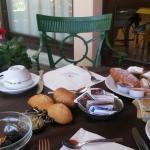 Hotel Villa Cristina Foto