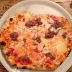 pizza dalla forma creativa