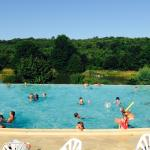 Piscine camping le moulinal