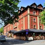 Arsenal Palace Diament Hotel Foto