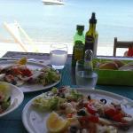 Il nostro pranzo!
