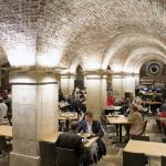 The Café in the Crypt