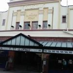 Exterior front facade of The Picture House