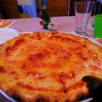 ピザはうまい