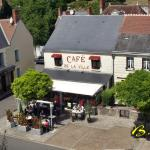 et le restaurant vue du chateau