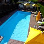 Agréable piscine