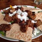 Emoroccan spice lamb
