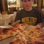 Wayne State and Pizza