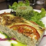 Quiches de vegetales