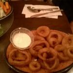 1 Order of Onion Rings