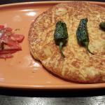 Tortilla de Patatas (Spanish Omelette)