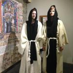 The brothers of Rushen Abbey
