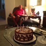Charlie's birthday