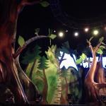 Gruffalo stage set