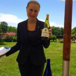 Wine Director Cristell Cotar