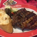 Sehr gutes Essen, top Fleisch und sehr gute Bedienung...