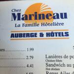 Photo of Hotel Marineau La Tuque