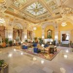 The Hermitage Hotel Lobby