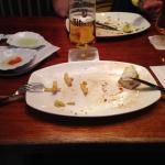 A Wiener Schnitzel is always a winner!