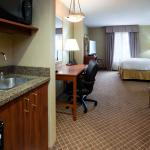 Foto de Holiday Inn Express and Suites Cedar Rapids