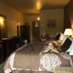 Queen junior suite