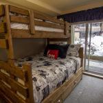 Kids love bunk beds!