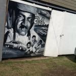 Wendell Scott- NASA driver exhibit