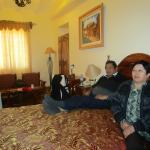 En habitación matrimonial