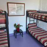 4 beds Ladies only dormitory