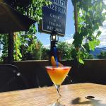 Bellini at La Casa Ouzeria