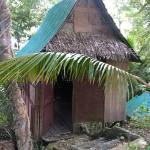 An old hut