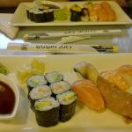 Photo of LN-Sushi Art