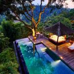 Sukma Taru - Pool By Night